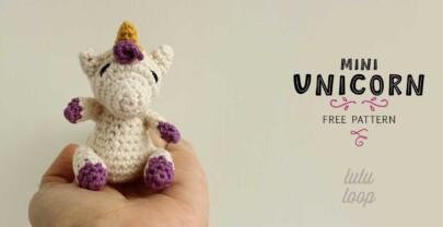 Patrón crochet Unicornio Amigurumi Unicornio pdf tutorial | Etsy | 208x405