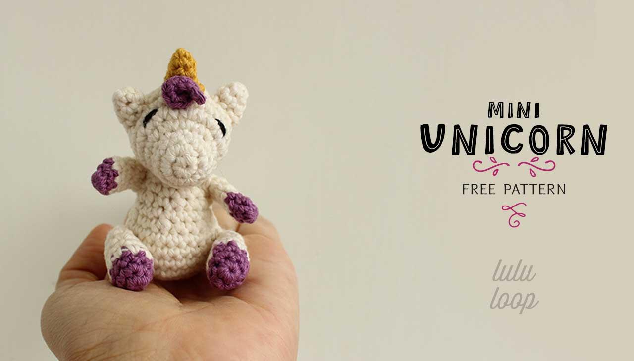 Free Unicorn Crochet Pattern - Kawaii Cuddler™ | 3amgracedesigns | 729x1280